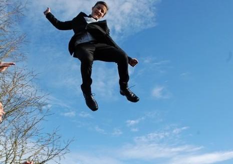 حلم رؤية انه يطير في الهواء لابن سيرين
