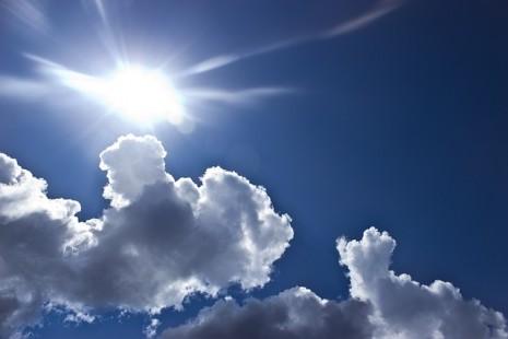 رؤية الغيوم في المنام او السحاب