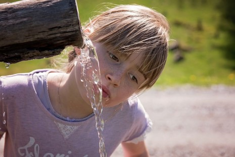 شرب من ماء زمزم في المنام