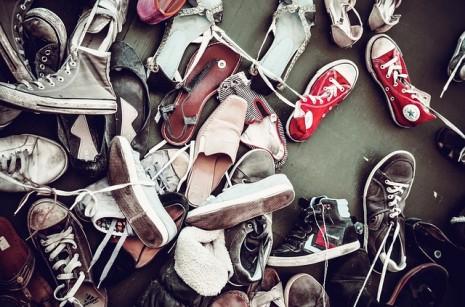 رؤية ارتداء الحذاء في الحلم
