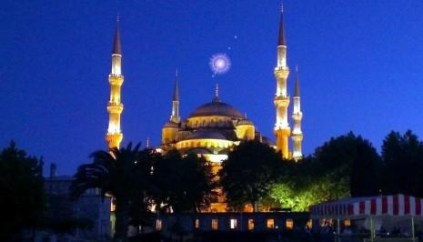 مسجد للصلاة