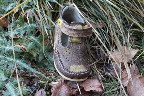 ضياع الحذاء وفقده في المنام