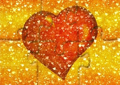 الحب والقلب