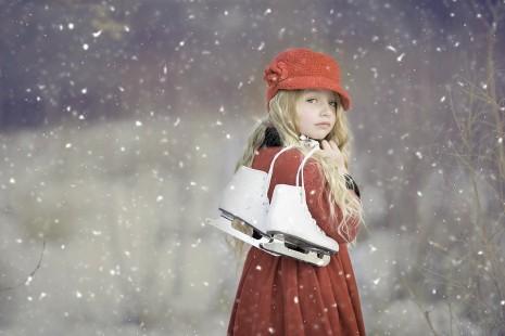 المشي على الثلج في الحلم