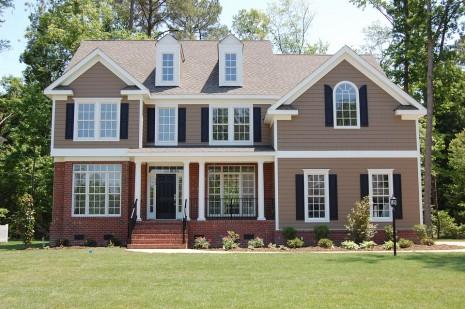 بيت جميل واسع في الحلم