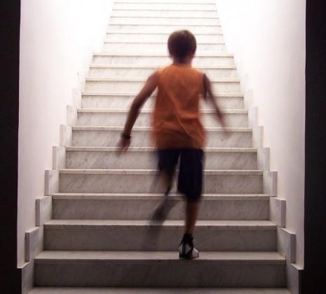 تفسير حلم رؤية صعود الدرج الطويل في المنام لابن سيرين