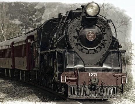 رؤية القطار في الحلم