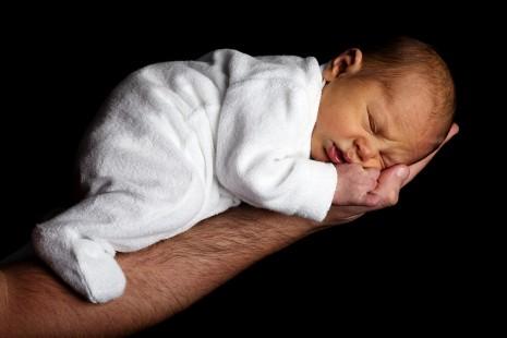 ولادة طفل ذكر