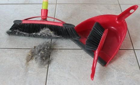 تفسير حلم تنظيف المنزل او كنس البيت من الغبار والاوساخ