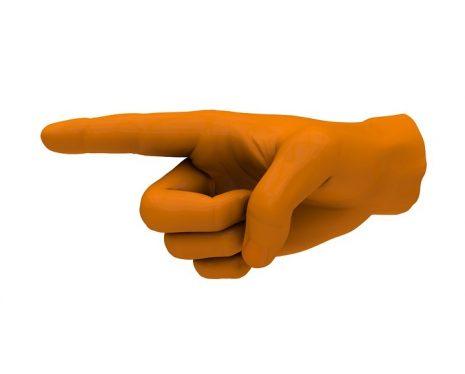تفسير وضع الأصبع في الدبر في الحلم