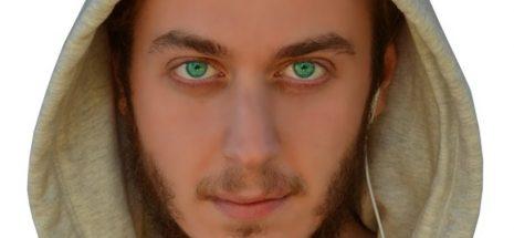 تفسير حلم رؤية العيون الخضراء الجميلة في المنام