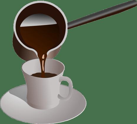 تفسير رؤية صب القهوة وتقديمها للضيوف في الحلم