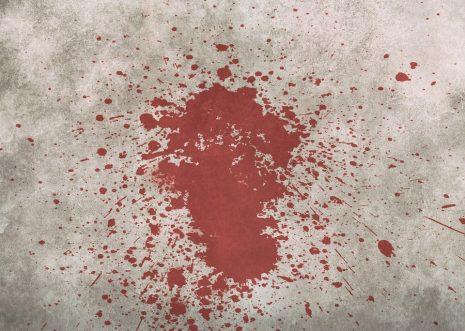 خروج الدم من الفم أو خروج دم الأنف في المنام