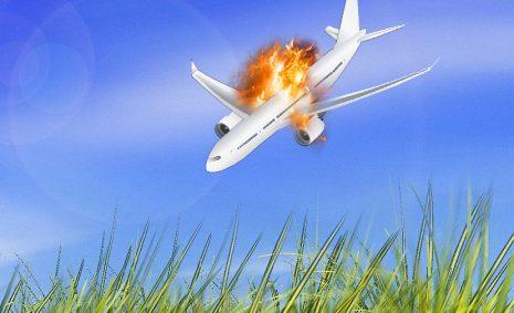 تفسير سقوط الطائرة في الحلم