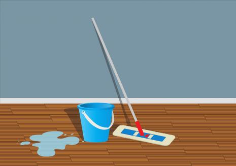تفسير حلم شطف البيت بالماء في المنام