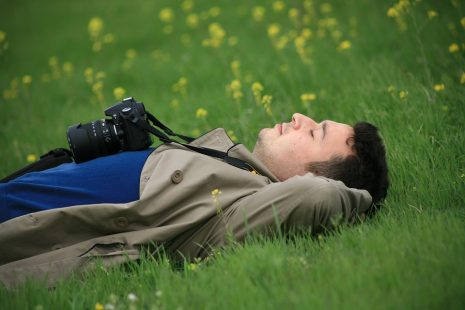 رؤية شخص نائم في الحلم
